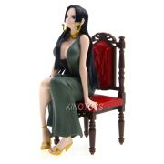 Boa Hancock Green - One Piece Girly Girls Figure Banpresto