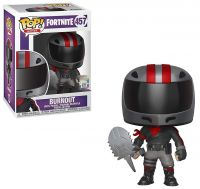 Burnout - Fortnite Funko Pop Games