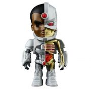 Cyborg Justice League América DC Comics XXRay Mighty Jaxx