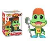 Dig Em' Frog - Kellogg's Honey Smacks Funko Pop Ad Icons