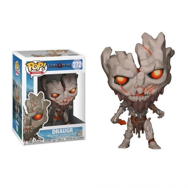 Draugr - God of War Funko Pop Games