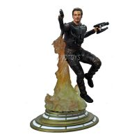 Maskless Star-Lord - Guardians of the Galaxy Marvel Gallery Statue Diamond Select